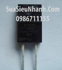 Tên hàng: BY329X-1500S BY329X TO220 Damper diode fast, high-voltage 6A 1500V (TM); Mã: BY329X-1500S_OLD; Kiểu chân: cắm TO-2202; Hàng tương đương: BY329X-1500, BY329X-1500S BY329X-1200, BY329X-1200S