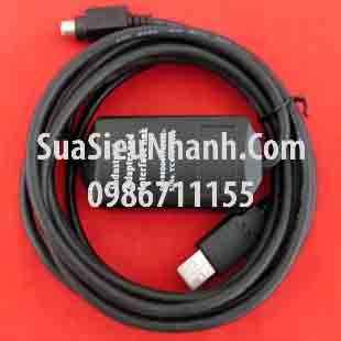 Tên hàng: Cáp lập trình USB-FBS-232P0-9F cho PLC FATEK FBS; Mã: USB-FBS-232P0-9F