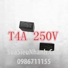 Tên hàng: Cầu chì vuông T2A 250V