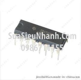 Tên hàng: CD4511BE CD4511 DIP-16 IC số;  Mã: CD4511BE;  Kiểu chân: cắm DIP-16;  Hãng sx: TI