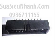 Tên hàng: DC3-18P IDE18P Box header 9x2p 2.54mm đực thẳng;  Mã: DC3-18P_S;  Hàng tương đương: IDE 18Tên hàng: DC3-18P IDE18P Box header 9x2p 2.54mm đực thẳng;  Mã: DC3-18P_S;  Hàng tương đương: IDE 18