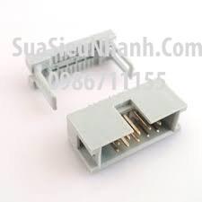 Tên hàng: DC3-24P IDE24P Box header 12x2p 2.54mm đực thẳng;  Mã: DC3-24P_S;  Hàng tương đương: IDE 24