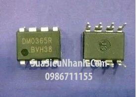 Tên hàng: DM0365R DIP8 IC nguồn Green Mode Fairchild Power Switch;  Mã: DM0365R;  Kiểu chân: cắm DIP-8;  Dùng cho: Vật tư màn hình;  Hàng tương đương: FSDH0265RN, FSDM0265RN, FSDL321 11W FSDH321 11W FSDL0165RN 13W FSDM0265RN 16W FSDH0265RN 16W FSDL0365RN 19W FSDM0365RN 19W FSDL321L 11W FSDH321L 11W FSDL0165RL 13W FSDM0265RL 16W FSDH0265RL 16W FSDL0365RL 19W FSDM0365RL 19W