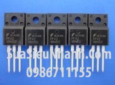 Tên hàng; FDPF18N50 18N50 TO-220 N MOSFET 18A 500V 265 mΩ; Mã: FDPF18N50; Hãng sx: Faichild; Kiểu chân: cắm TO-220