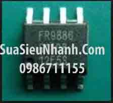 Tên hàng: FR9886SPGTR FR9886 SOP8 IC nguồn Step-Down DC/DC Converter;  Mã: FR9886;  Kiểu chân: dán SOP-8;  Chủng loại: IC nguồn->DC/DC Converter