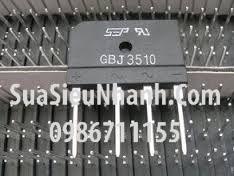 Tên hàng: GBJ3510 KBJ3510 Diode cầu chỉnh lưu 35A 1000V;  Mã: GBJ3510;  Kiểu chân: cắm;  Dùng cho: Vật tư bếp từ, vật tư máy mayTên hàng: GBJ3510 KBJ3510 Diode cầu chỉnh lưu 35A 1000V;  Mã: GBJ3510;  Kiểu chân: cắm;  Dùng cho: Vật tư bếp từ, vật tư máy may