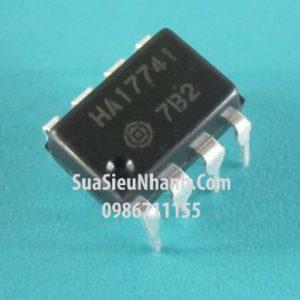 Tên hàng: HA17741 DIP8 IC Thuật toán;  Mã: HA17741_HTC;  Kiểu chân: cắm DIP-8;  Thương hiệu: HITACHI;
