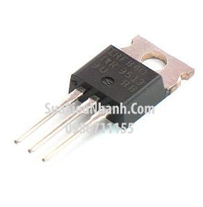 Tên hàng: IRF840 TO220 N MOSFET 8A 500V 0.850 Ohm;  Mã: IRF840;  Kiểu chân: cắm TO-220;  Thương hiệu: IR;  Xuất xứ: China