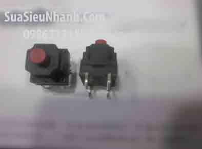 Tên hàng: Nút bấm 10x10x13mm 4 chân, nút bấm máy giặt chống nước; Mã: KEYPAD10x10x13mm4P