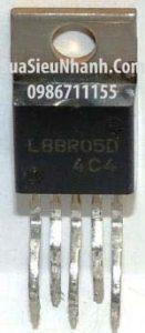 Tên hàng: L88R05 IC Nguồn ổn áp 5V 1A;  Hãng sx: Sanyo;
