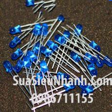 Tên hàng; LED xanh biển phi 5mm đơn indoor; Mã: LDP5B-3V;Tên hàng; LED xanh biển phi 5mm đơn indoor; Mã: LDP5B-3V;