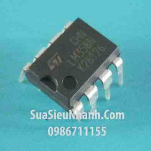 Tên hàng: LM358N DIP8 IC Thuật toán;  Mã: LM358N;  Kiểu chân: cắm DIP-8