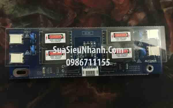 Tên hàng: Mạch cao áp LCD 4 bóng, điện áp cấp 10 đến 28V; Mã: AVT2404; Thông số: Điện áp cấp: 10 đến 28VDC; Kiểu chân: 1. VCC, 2. GND, 3. NC, 4. NC, 5. ON/OFF; Kích thước mạch: 13.5x4cm; Dùng tốt cho bóng cao áp: 15 đến 22 inch;