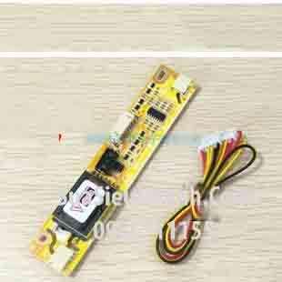 Tên hàng: Mạch cao áp LCD 4 bóng, điện áp cấp 10 đến 28V; Mã: AVT2402; Thông số: Điện áp cấp: 10 đến 28VDC; Kiểu chân: 1. VCC, 2. GND, 3. NC, 4. NC, 5. ON/OFF; Kích thước mạch: 12x2.5cm; Dùng tốt cho bóng cao áp: 15 đến 22 inch;