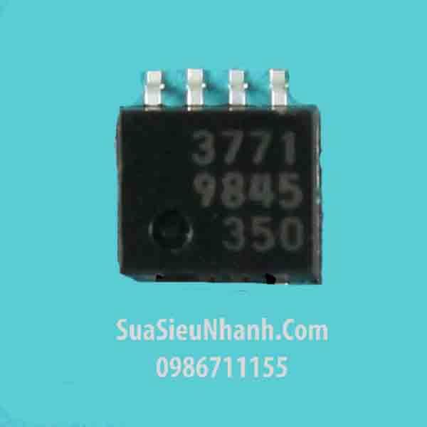 Tên hàng: MB3771 SOP8 IC nguồn Power Supply Monitor; Mã: MB3771_SOP8; Hãng sx: FUJISU; Kiểu chân: dán SOP-8;