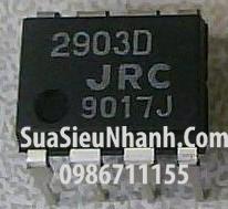Tên hàng: NJM2903 JRC2903 2903 SOP8 IC thuật toán; Mã: JRC2903; Kiểu chân: dán SOP-8;