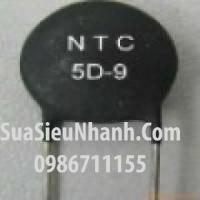 Tên hàng: NTC 5D-9 Trở nhiệt NTC 5R 9mm; Mã: NTC5D-9
