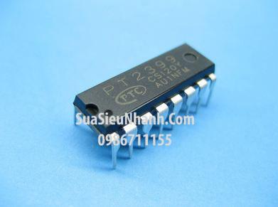 Tên hàng: CD2399 PT2399 DIP16 IC khuếch đại ampli; Mã: PT2399_DIP16; Kiểu chân: cắm DIP-16; Thương hiệu: PTC; Phân nhóm: IC Amply