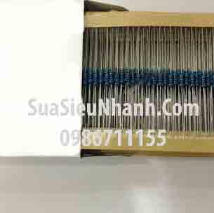 Tên hàng: Điện trở 470R 0.25W (470R 1/4W); Mã: RES-470R0.25W