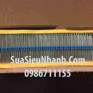 Tên hàng: Điện trở 560R 0.25W (560R 1/4W); Tên hàng: Điện trở 560R 0.25W (560R 1/4W); Mã: RES-560R0.25WMã: RES-560R0.25W