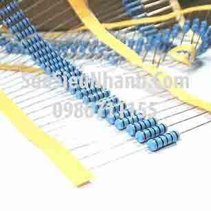 Tên hàng: Điện trở 68K 0.25W (68K 1/4W) sai số 1%; Mã: RES-68K0.25W