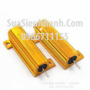 Tên hàng:RX24-50W30RJ Trở công suất nhôm 30R 100W; Mã: RX24-50W30RJ; Hàng tương đương: 50W30RJ 50W26RJ