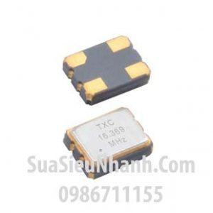Tên hàng: Thạch anh 48MHz OSC 3V3 TXC 7X 4 chân dán 3225 3.2x2.5mm;  Kiểu chân: dán 3225;  Mã: TA3225-3V3-48MHz_TXC7X;  Dùng cho: vật tư biến tần