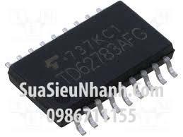 Tên hàng: TD62783AFG TD62783A TD62783AF IC Driver, 8 ch High-Voltage Source Driver; Mã: TD62783AFG_F; hãng SX: F (Faichild); Dùng cho: vật tư servo driver;