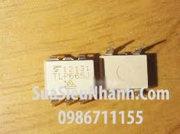 Tên hàng: TLP665J TLP665JF Photo-triac; mã: TLP665J_DIP6_F; Kiểu chân: cắm DIP-6; Hãng sx: F (Faichild); Dùng cho: vật tư biến tần, vật tư servo driver;
