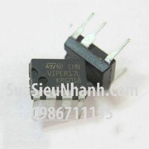 Tên hàng: VIPER17L VIPER17H DIP-7 IC nguồn; Mã: VIPER17L; Kiểu chân: cắm DIP-7; Hãng sx: ST; Dùng cho: vật tư bếp từ;