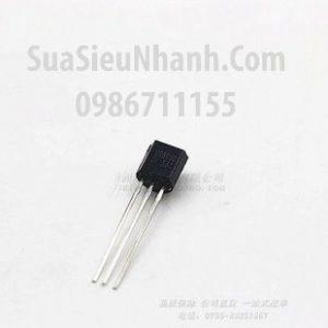 Tên hàng: 2N5551 TO-92 NPN Transistor bipolar 0.6A 180V 625mW EBC;  Mã: 2N5551