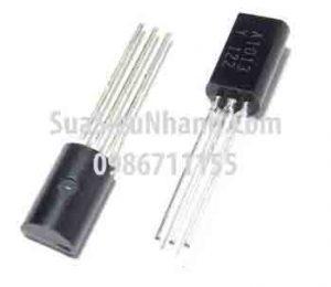 Tên hàng: 2SA1013Y A1013 PNP Transistor 1A 160V;  Mã: 2SA1013;  Kiểu chân: cắm