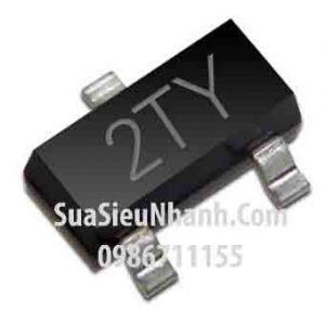 Tên hàng: 2TY S8550 SOT23 PNP Transistor 0.5A 40V BEC; Mã: 2TY_S8550_SOT23; Kiểu chân: dán SOT-23; Dùng cho: Bếp từ; Hàng tương đương: MMBT8550