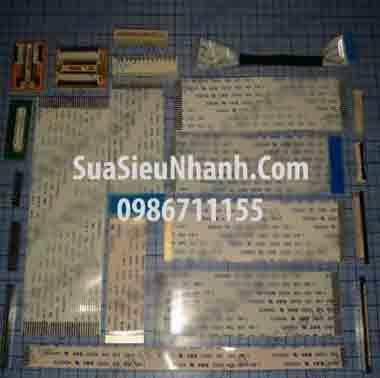 Tên hàng: AWM E41447-SHC 80C 60V 20861 VW-1 Cáp dẹt FFC 30 sợi; Mã: AWM_20861_VW-1_30_0.5; Thông số: Số sợi dây (số lõi): 30 sợi, tổng chiều chài: 70mm, tổng chiều rộng: 15.5mm, khoảng cách 2 sợi dây (2 lõi): 0.5mm, Hướng đầu cắm: Hướng A (hướng hai đầu cắm cùng mặt, cùng phía)