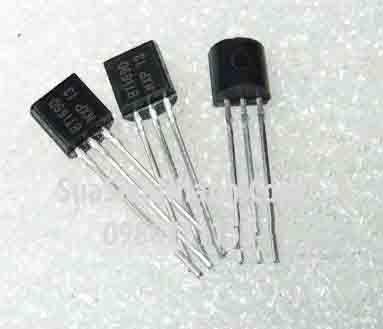 Tên hàng: BT169D TO92 Thyristor 0.8A 400V; Mã: BT169D; Kiểu chân: cắm TO-92; Thương hiệu: NXP;