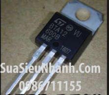 Tên hàng: BTA12-600B TO220 TRIAC 12A 600V; Mã: BTA12-600B; Hãng sx: ST; Kiểu chân: cắm TO-220;