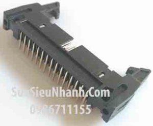 Tên hàng: DC2-34P IDE34P Box header 17x2p 2.54mm đực cong, có kẹp (só sừng);  Mã: DC2-34P_R;  Hàng tương đương: IDE 34;  Mã kho: DC2-34P_R_GOO