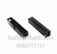 Tên hàng: DC3-10P IDE10P Box header 20x2p 2.54mm đực thẳng;  Mã: DC3-10P_S;  Hàng tương đương: IDE 10