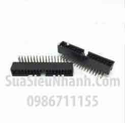 Tên hàng: DC3-20P IDE20P Box header 10x2p 2.54mm đực thẳng;  Mã: DC3-20P_S;  Hàng tương đương: IDE 20;