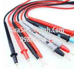 Tên hàng: JL-3018-20A Bộ que đo đồng hồng vặn năng 20A;  Mã: JL-3018-20A