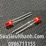 Tên hàng: LED đỏ phi 3mm đơn Outdoor siêu sáng; Mã: LDP3R-3VO