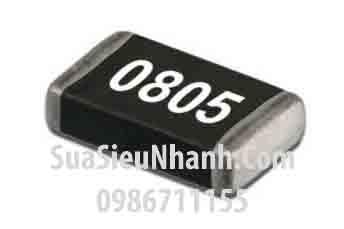 Tên hàng: Điện trở 82R 0.125W (1/8W) dán 0805 820 (L2xW1.2mm) sai số 5%; Mã: RES0805-82R0.125W; Kiểu chân: dán 0805 (L2xW1.2mm); Phân nhóm: điện trở dán 0805; Dùng cho: Vật tư Servo; Tag: Điện trở dán 0805; điện trở dán 82R, điện trở dán 82 ohm, 82 ohm