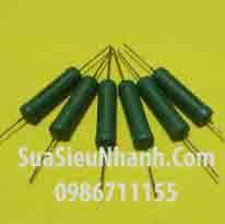 Tên hàng: RX21-10W-150R-J Điện trở 150R 10W 5%, điện trở dây cuốn 8x32mm; Mã: RX21-10W-150R-J