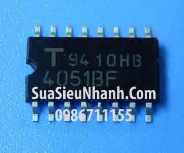 Tên hàng: TC4051BF 4051BF SOP-16 TOS