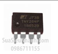 Tên hàng: TNY264P TNY264PN IC Nguồn switching; Kiểu chân: cắm DIP-7; Hãng sx: POWER; mã: TNY264PN