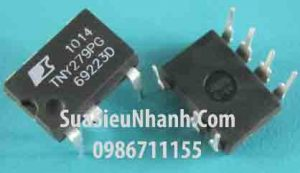 Tên hàng: TNY279PG DIP7 IC nguồn;  Mã: TNY279PG;  Kiểu chân: cắm DIP-7;  Thương hiệu: Power;  Mã kho: TNY279PG_-ic