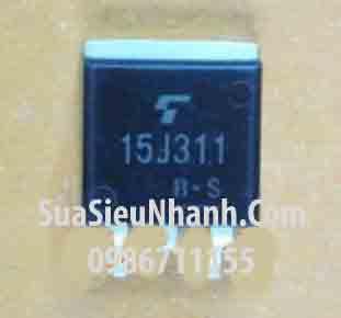 Tên hàng: 15J311 GT15J311 IGBT 15A 600V dán TO-263; Mã: 15J311; Kiểu chân: dán TO-263; Hãng sx: TOSHIBA; Phân Nhóm: IGBT; Hàng tương đương: G4BC20KD-S