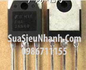 Tên hàng: 24N60 FQA24N60 N MOSFET 24A 600V (Hàng tháo máy);  Kiểu chân: cắm TO-3P;  Hãng sx: TOSHIBA;  Mã: 24N60_OLD