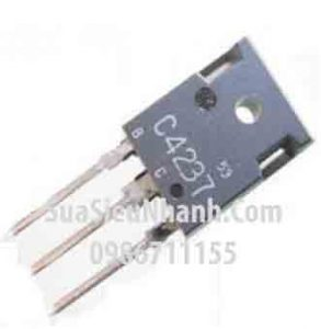 Tên hàng: 2SC4237 C4237 TO247 NPN Transistor 10A 800V;  Mã: 2SC4237;  Kiểu chân: cắm TO-247