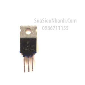Tên hàng: 2SC5027-R C5027-R J5027-R 2SC5027-0 C5027 TO220 NPN Transistor 3A 800V BCE;  Mã: 2SC5027;  Kiểu chân: cắm TO-220;  Thương hiệu: Toshiba;  Xuất xứ: chính hãng;  Dùng cho: vật tư máy may;  Phân nhóm: NPN Transistor